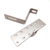 Stainless Steel SS304 Stamping Parts for Solar Roof Hook Mount