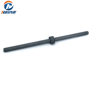 ASTM A193 B7m OEM High Quality Custom Carbon Steel HDG Threaded Stud Bolt/Full Threaded Rod