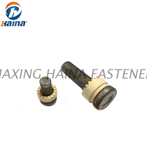 High Tensile Shear Connector Stud With Ceramic ferrule