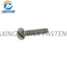 Stainless Steel A2-70 316L Slotted Countersunk Head Machine Screw