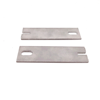 Stainless Steel Roof Mount Hook Stamping Parts for Solar Power System