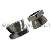 M10 Hot Dipping Solar Panel Retaining Steel Vandal Proof Shear Nut