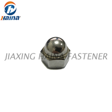 Stainless Steel Hexagon Domed Acorn Nut DIN1587