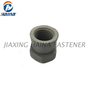 Carbon Steel 4.8 Dacromet Security Shear Nut