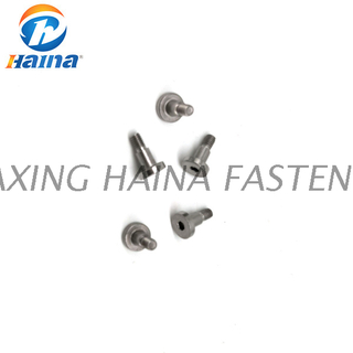 DIN923 Stainless Steel SS304 SS316 316L Shoulder Screws