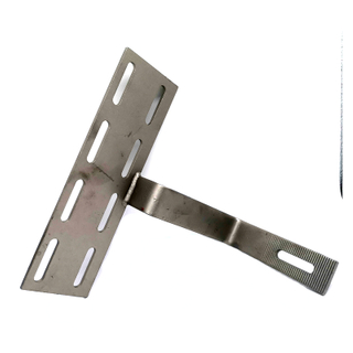 New Energy Product Photo Voltaic Stainless Steel SUS 304 Solar Panel Mount Roof Hook