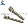 SS304 SS316 SS316L 1/2 3/8 ASME/ANSI B 18.2.1 Stainless Steel Hex Cap Screws